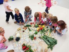 Zelenina ve školce